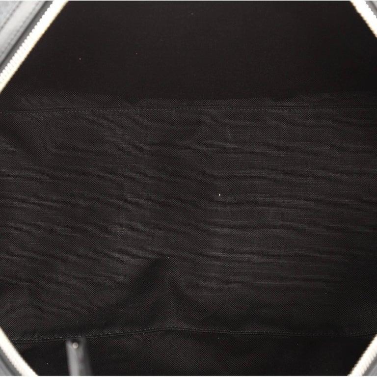 903321b4685 Gucci Convertible Duffle Bag GG Coated Canvas Large at 1stdibs