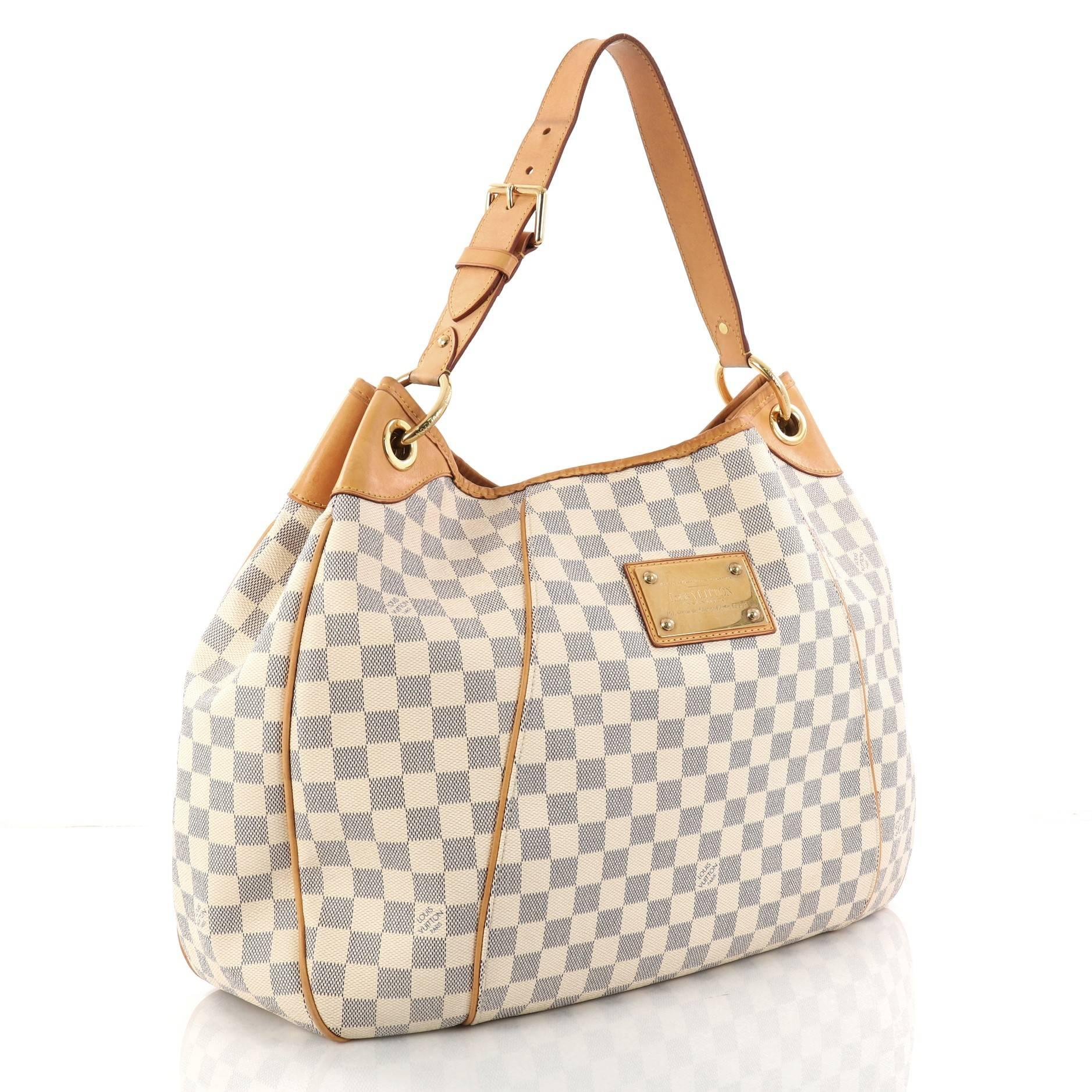 2e73232495 Louis Vuitton Galliera Handbag Damier GM at 1stdibs