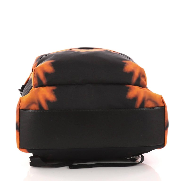 Women s Givenchy Pocket Backpack Printed Nylon For Sale bcfcdbc8fe