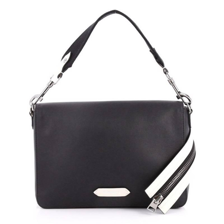 fd49a6ec62d670 Tom Ford Big Zip Flap Bag Leather Medium at 1stdibs