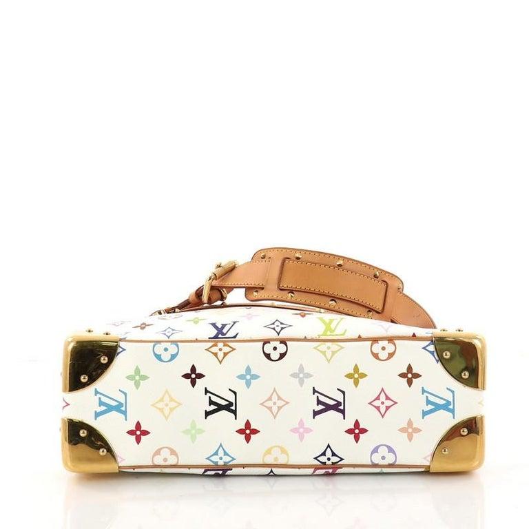 Women s or Men s Louis Vuitton Boulogne Handbag Monogram Multicolor For Sale 0f6c22e78c