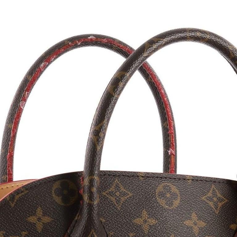 afde25a16611 Louis Vuitton Limited Edition Christian Louboutin Shopping Bag Calf Hair  For Sale 1