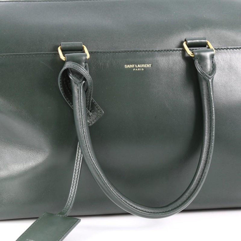 Saint Laurent Classic Duffle Bag Leather 6 at 1stdibs 25974095f7