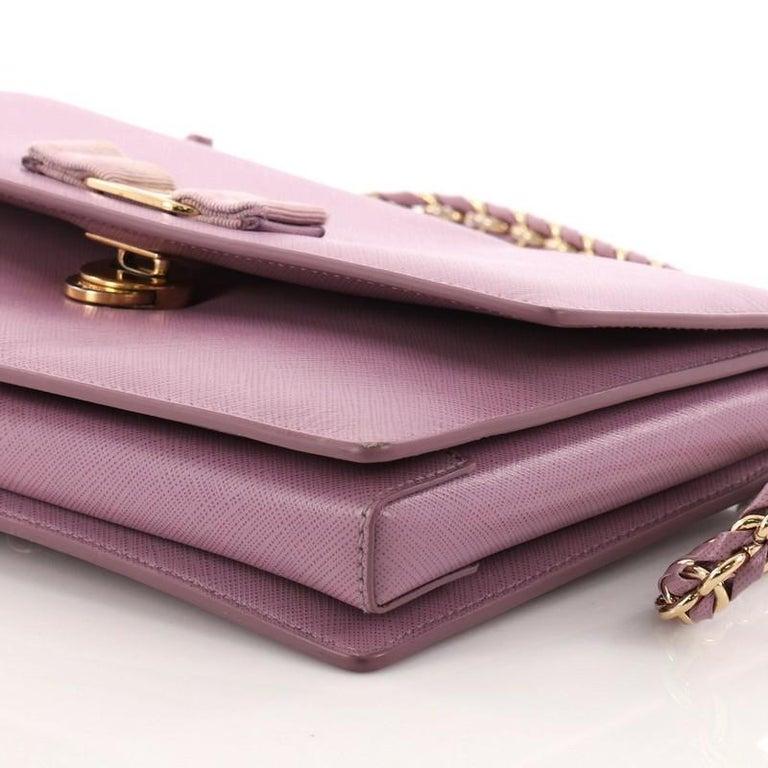 Salvatore Ferragamo Ginny Crossbody Bag Saffiano Leather Medium For Sale 2 e2f80123df26d