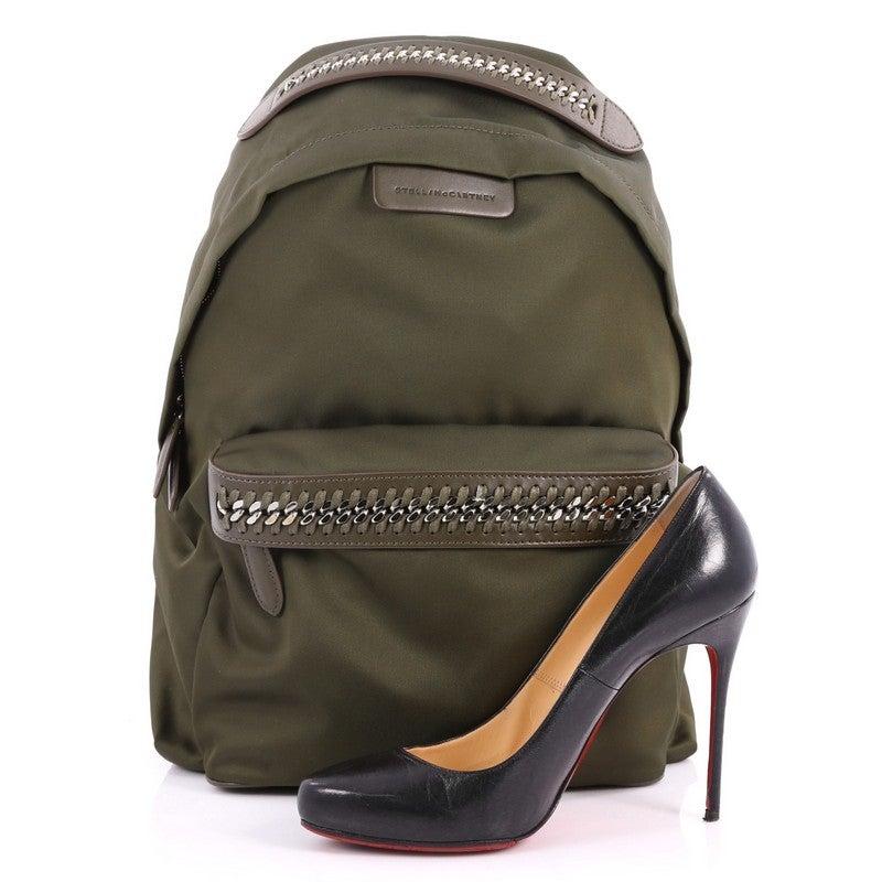 f7e6be55ae20 Stella McCartney Falabella Go Backpack Nylon Medium at 1stdibs