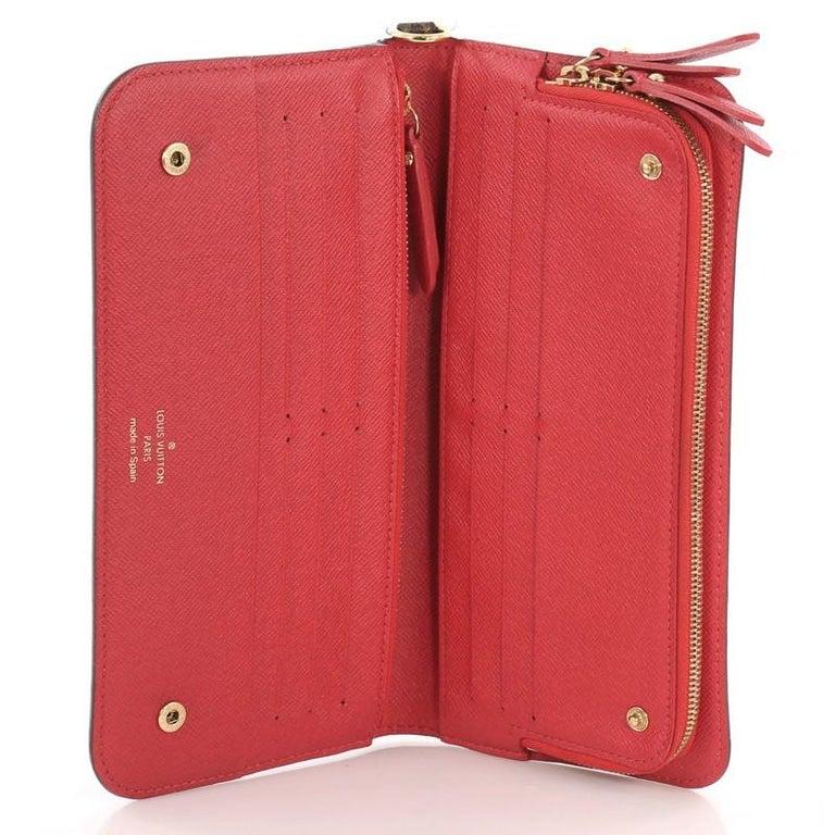 ed9310ab9834 Louis Vuitton Insolite Wallet Monogram Canvas at 1stdibs