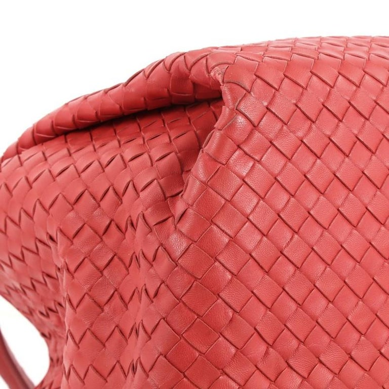 8bdb9e64e2 Bottega Veneta Parachute Handbag Intrecciato Nappa Medium at 1stdibs