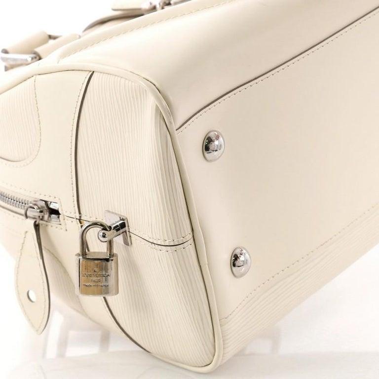 Louis Vuitton Montaigne Bowling Bag Epi Leather GM at 1stdibs 6326fdee56a71