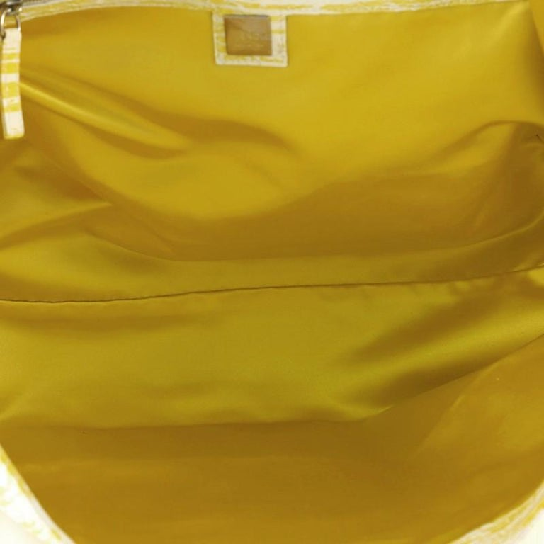 Fendi Matrioska Tote Python Large For Sale at 1stdibs 05695a833d42e