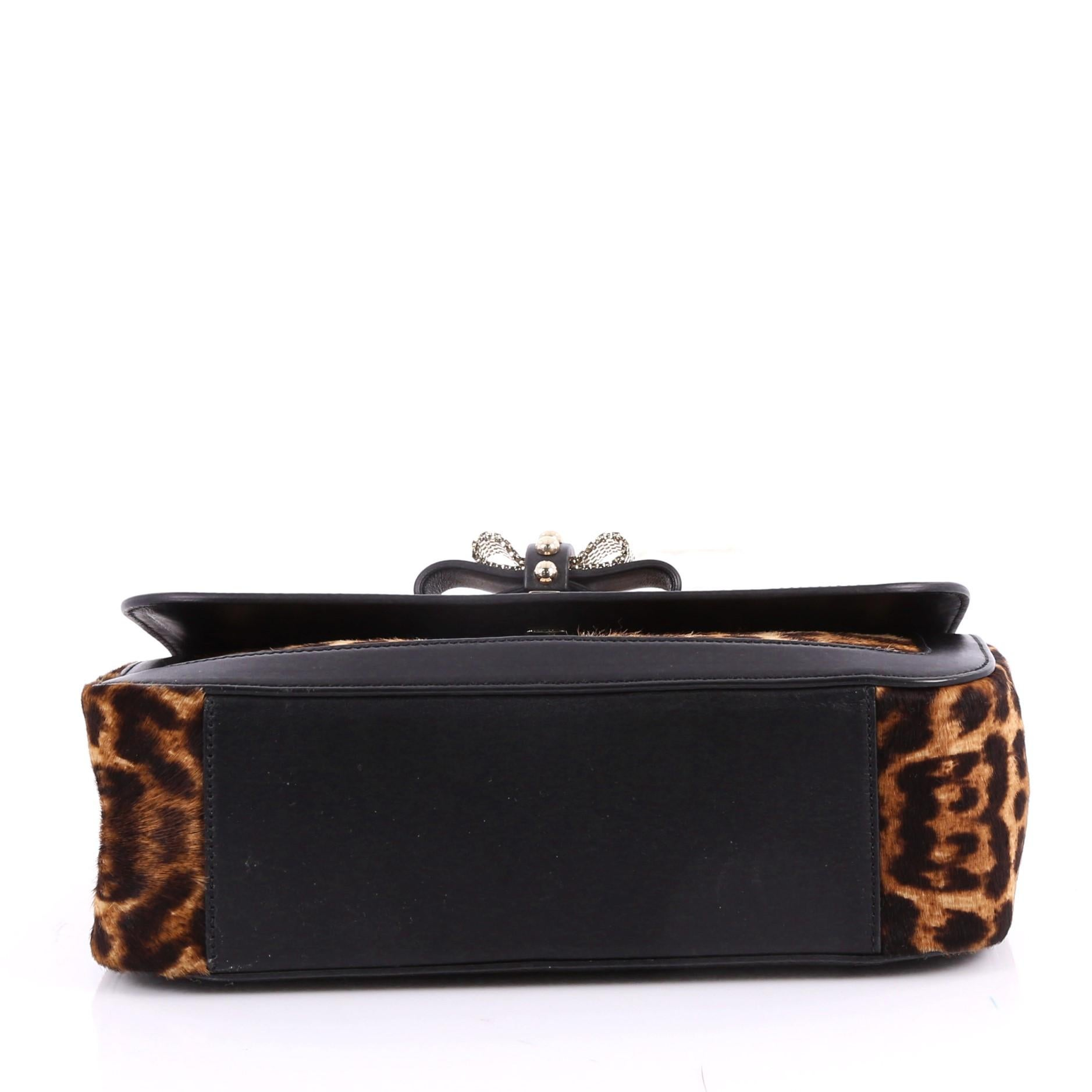 0de7c48843a8 Christian Louboutin Sweet Charity Shoulder Bag Pony Hair Small at 1stdibs