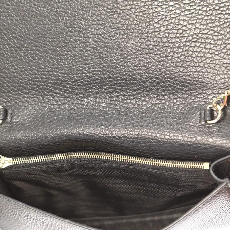9834fffbf97b Gucci Betty Chain Wallet Leather at 1stdibs