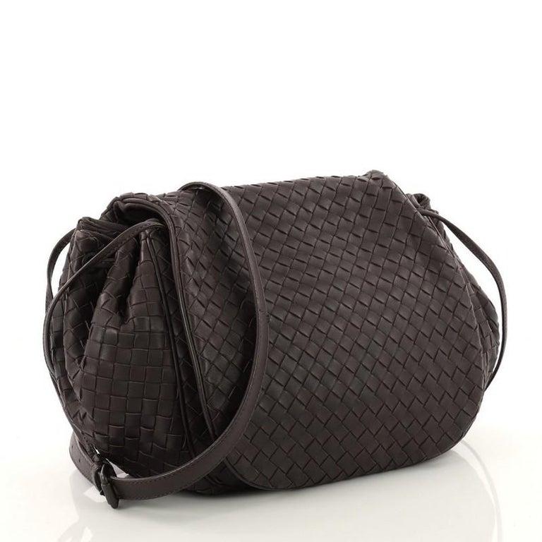 ... Black Bottega Veneta Flap Messenger Bag Intrecciato Nappa Medium For  Sale performance sportswear e6eff 9cc6e ... e74c9f138fe53