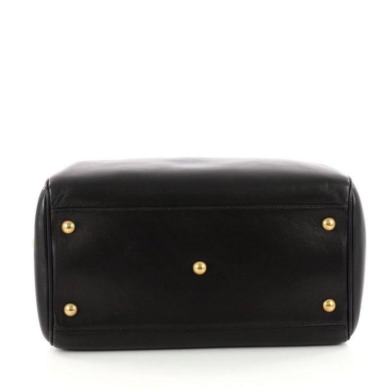 Women s or Men s Saint Laurent Classic Duffle Bag Leather 6 For Sale 114f20715cbbc