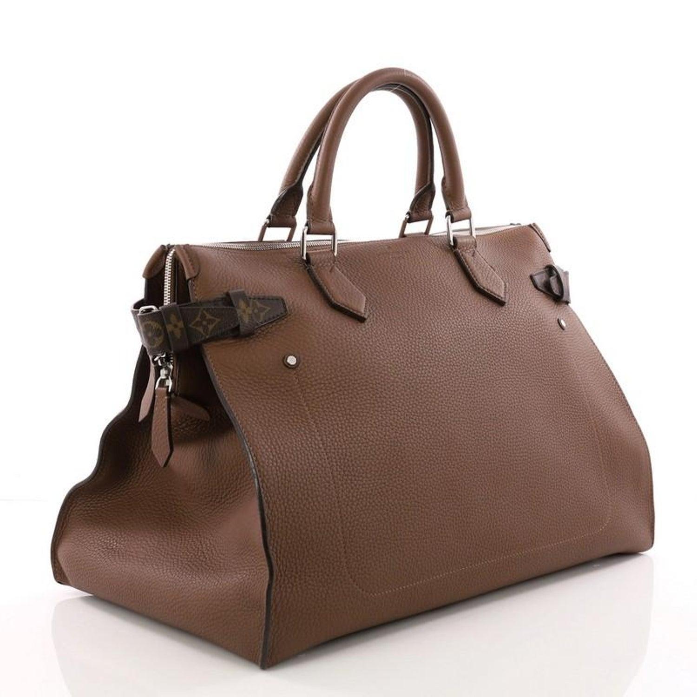 356e0fc6030 Louis Vuitton Doctor Bag Taurillon Leather