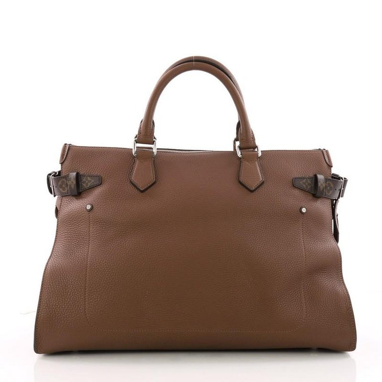 Louis Vuitton Doctor Bag Taurillon Leather In Good Condition For New York Ny