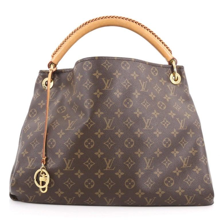 e7770464958c Louis Vuitton Artsy Handbag Monogram Canvas MM at 1stdibs
