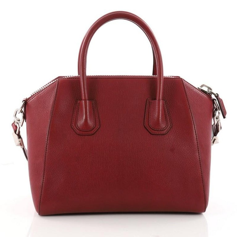Givenchy Antigona Bag Leather Small In Good Condition For New York Ny