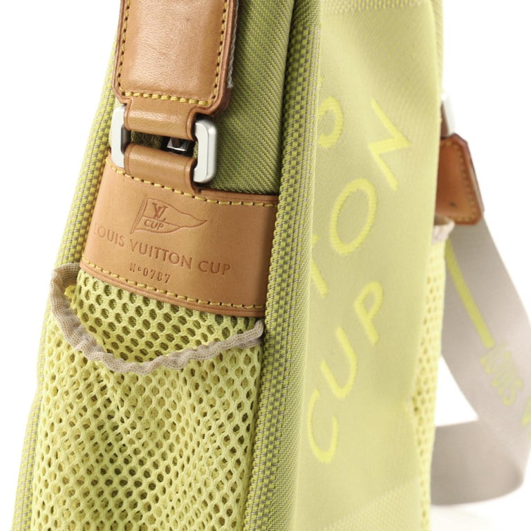 ee684c7324 Louis Vuitton Cup Geant Weathery Bag Limited Edition Canvas at 1stdibs