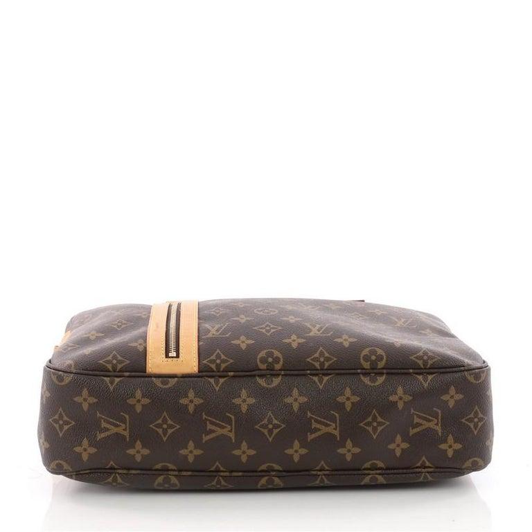 61a8ea90b6f66 Women s or Men s Louis Vuitton Sac Bosphore Handbag Monogram Canvas For Sale