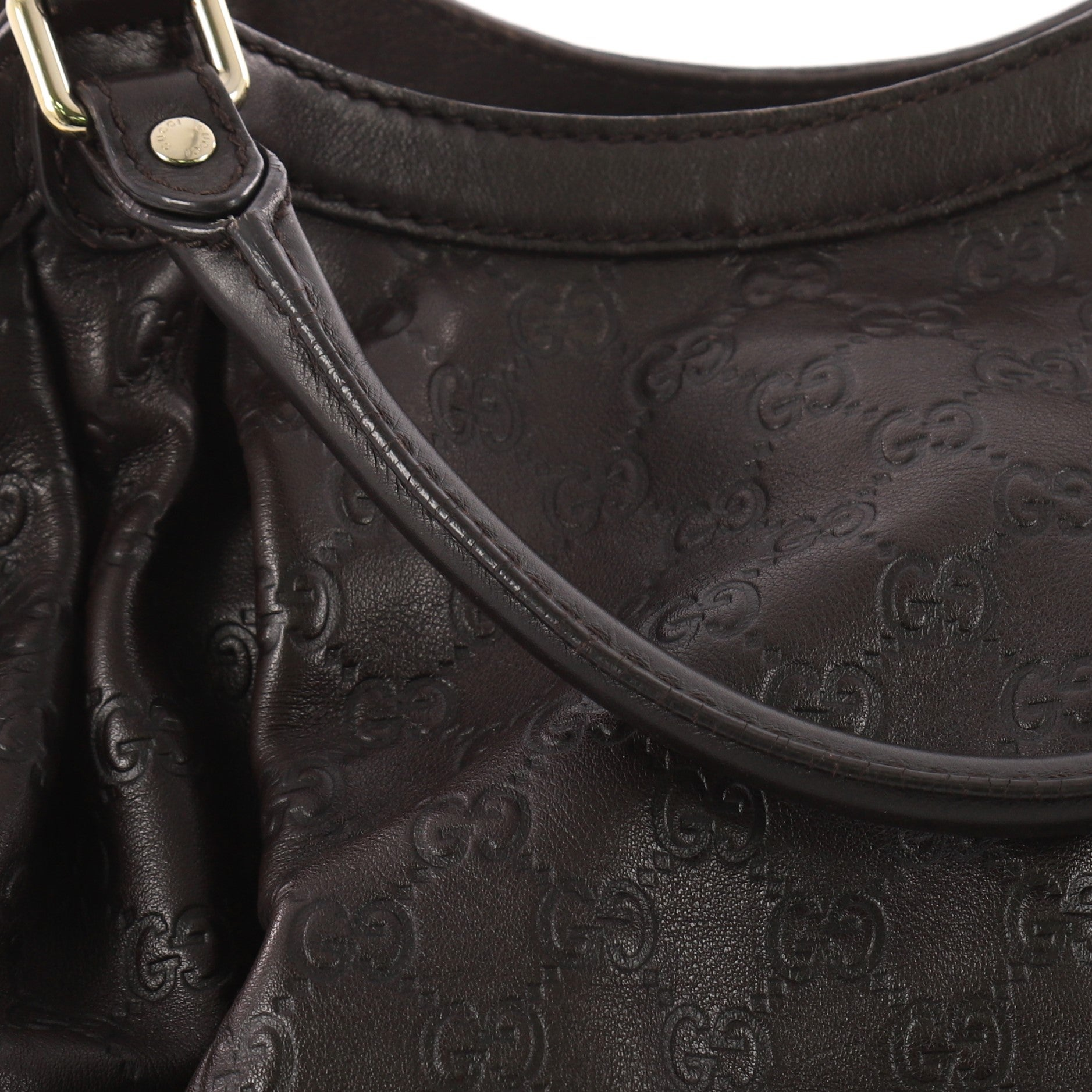 a29d1785278a Gucci Sukey Tote Guccissima Leather Large at 1stdibs