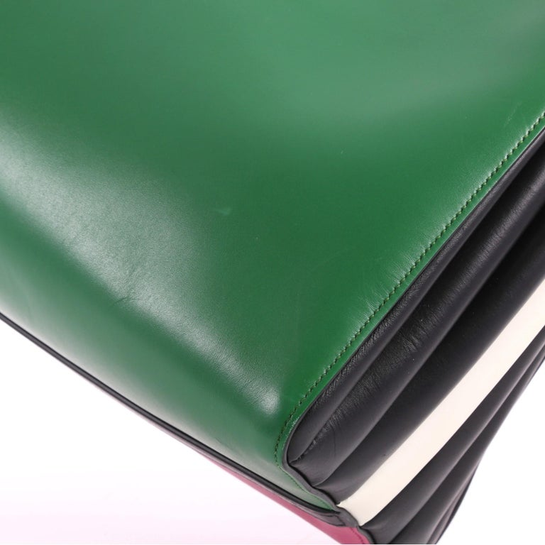 43e48754dd7f Prada Soft Bibliotheque Handbag City Calfskin Large For Sale 2