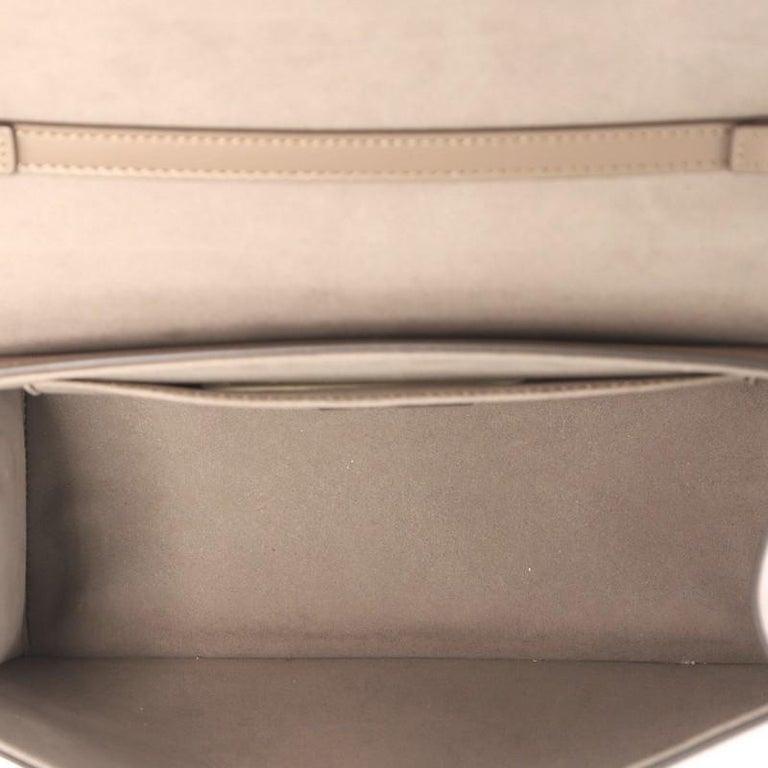 Fendi Kan I F Shoulder Bag Leather Medium For Sale 1