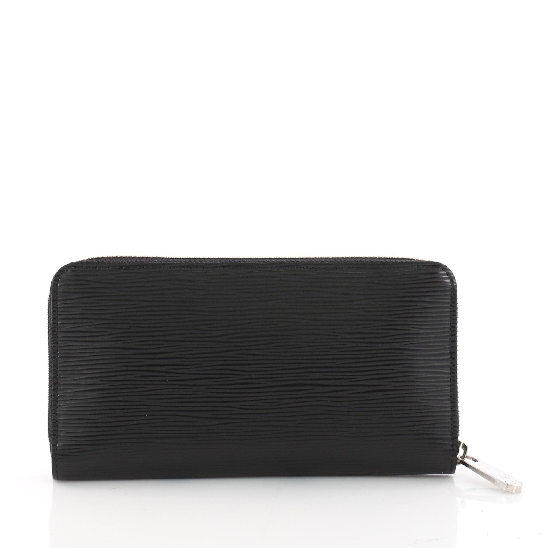 79f9d4a60d71 Louis Vuitton Zippy Wallet Epi Leather at 1stdibs