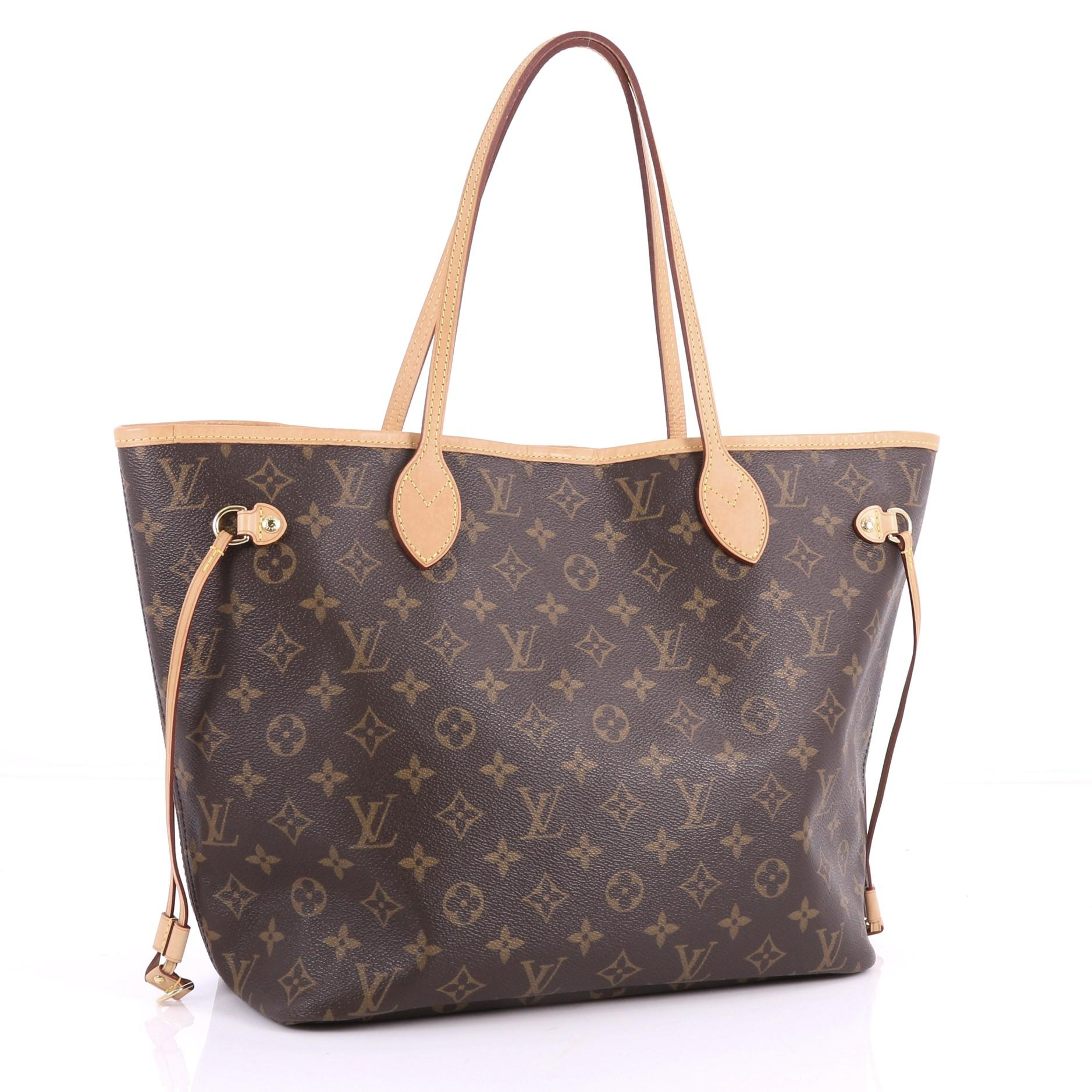 7950a2ecf41e Louis Vuitton Neverfull NM Tote Monogram Canvas MM at 1stdibs