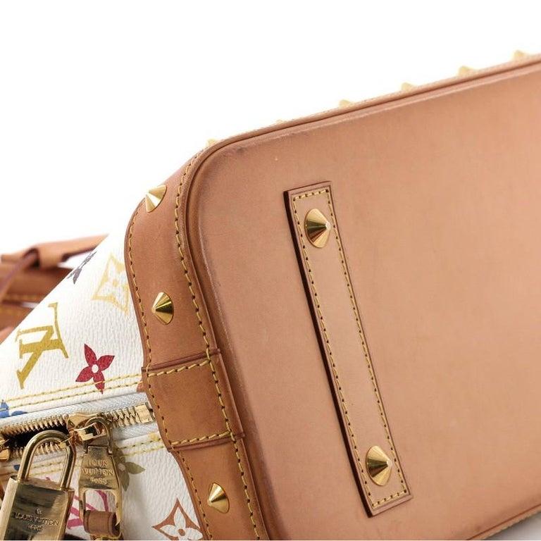 53d5b7689 Louis Vuitton Alma NM Handbag Monogram Multicolor PM For Sale 2