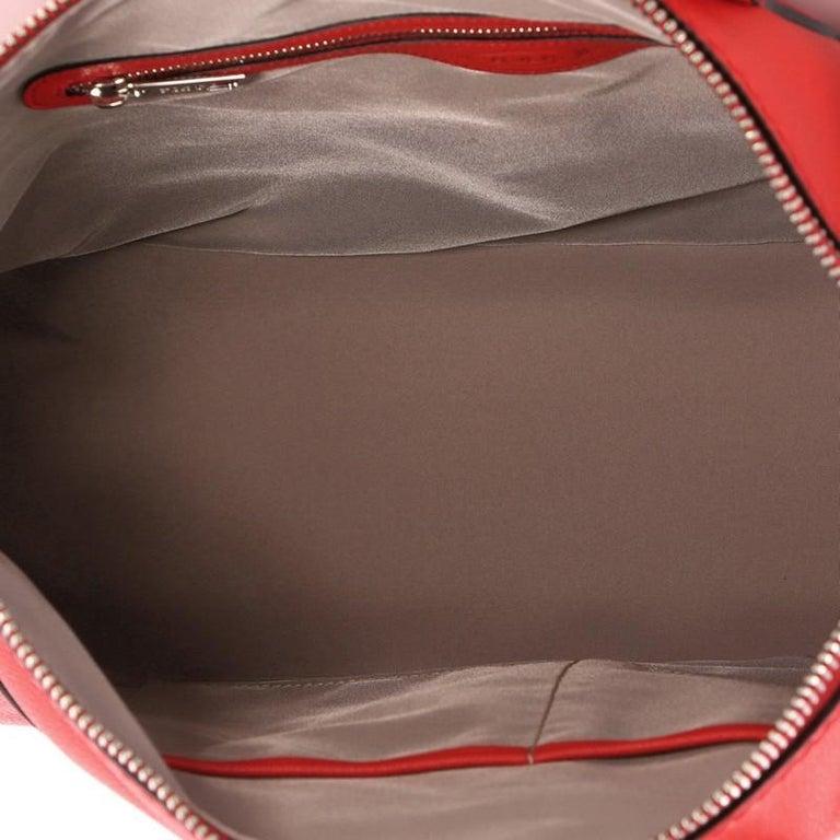 Tod's Piccolo Tote Leather Medium For Sale 1