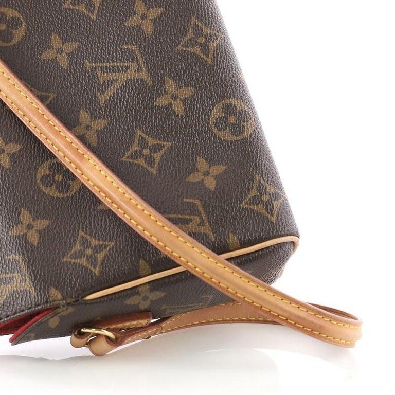 8679deaa789e Louis Vuitton Monogram Canvas Recital Handbag at 1stdibs