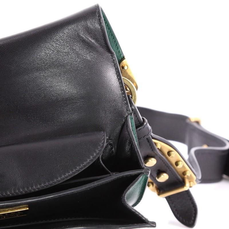 155a55c906 Prada Cahier Crossbody Bag City Calf and Saffiano Leather Small at 1stdibs