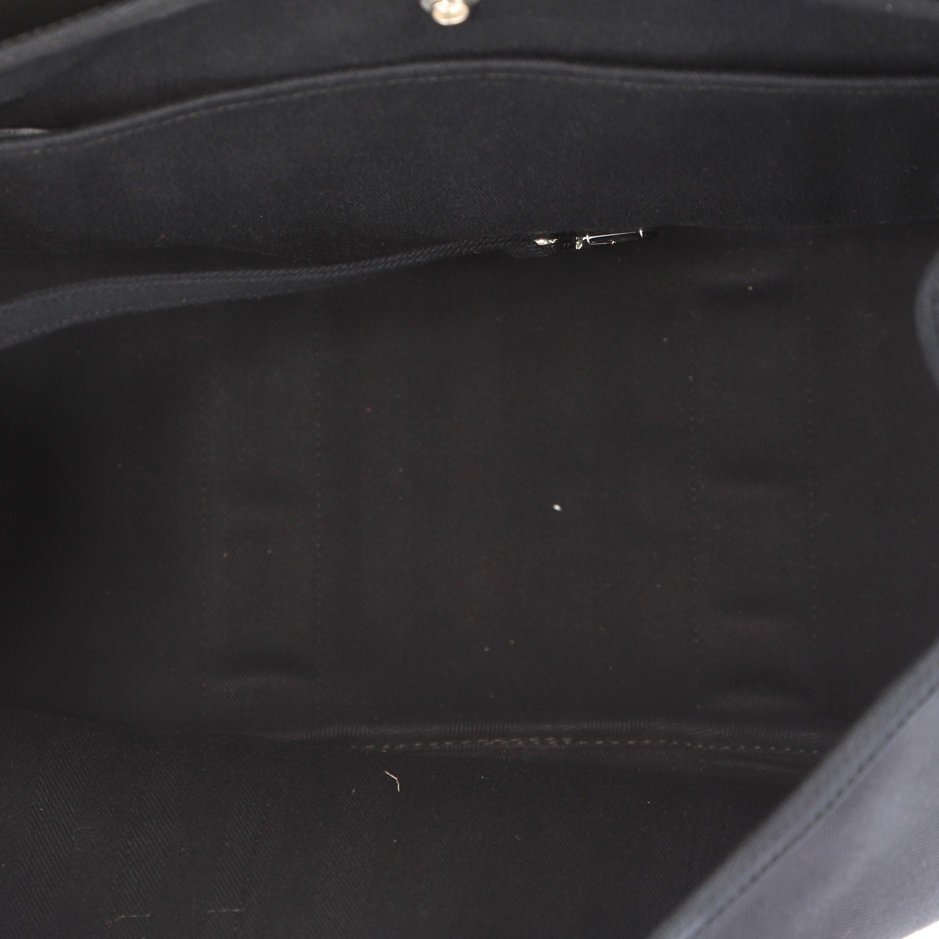 ... official hermes valparaiso handbag toile and leather mm for sale at  1stdibs e2e2b 67dbc e80acda3eb185