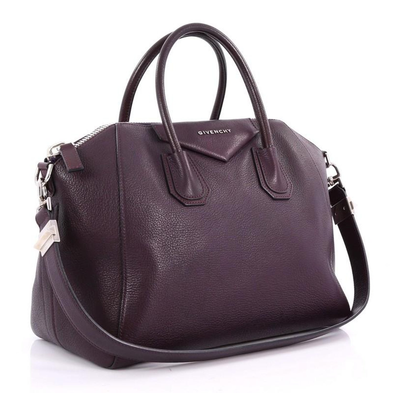 99167cbfeb68 Givenchy Antigona Bag Leather Medium For Sale at 1stdibs