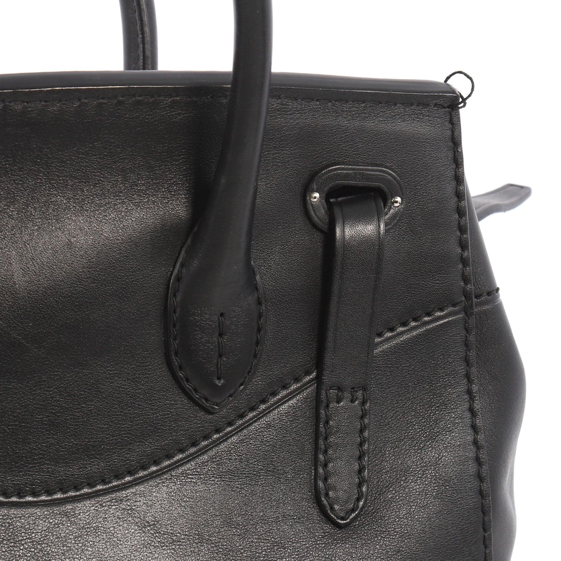 96ac12ebfad8 Ralph lauren collection soft ricky handbag leather at stdibs jpg 1877x1877  Soft leather tote ralph lauren