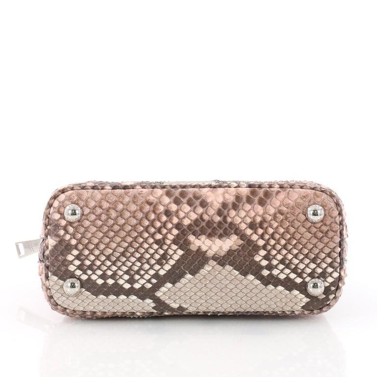 2d994389c39f Women s or Men s Prada Promenade Handbag Python Mini For Sale