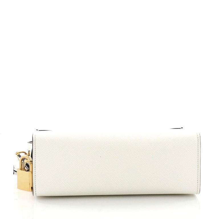3c391089fd Women s or Men s Prada Esplanade Crossbody Bag Saffiano Leather Small For  Sale