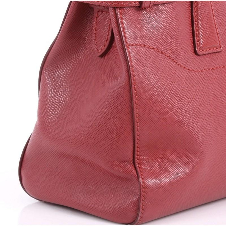 4b7a996994 Salvatore Ferragamo Batik Convertible Satchel Saffiano Leather Mini at  1stdibs
