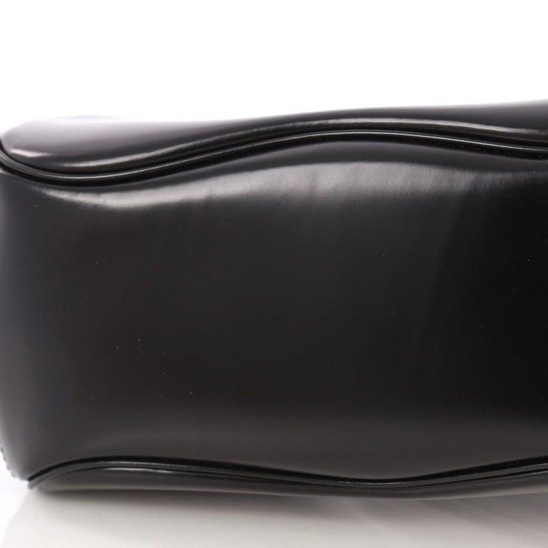 c5043da447bd Gucci Lady Lock Bamboo Top Handle Bag Leather Medium For Sale 2