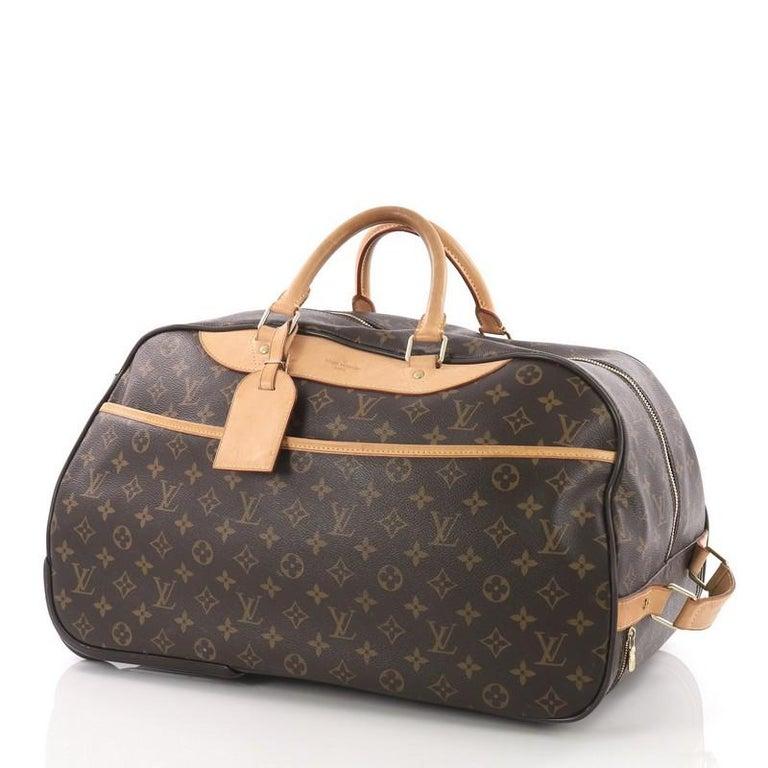 dc9fc1f5c9cd Louis Vuitton Eole Bag Monogram Canvas 50 at 1stdibs