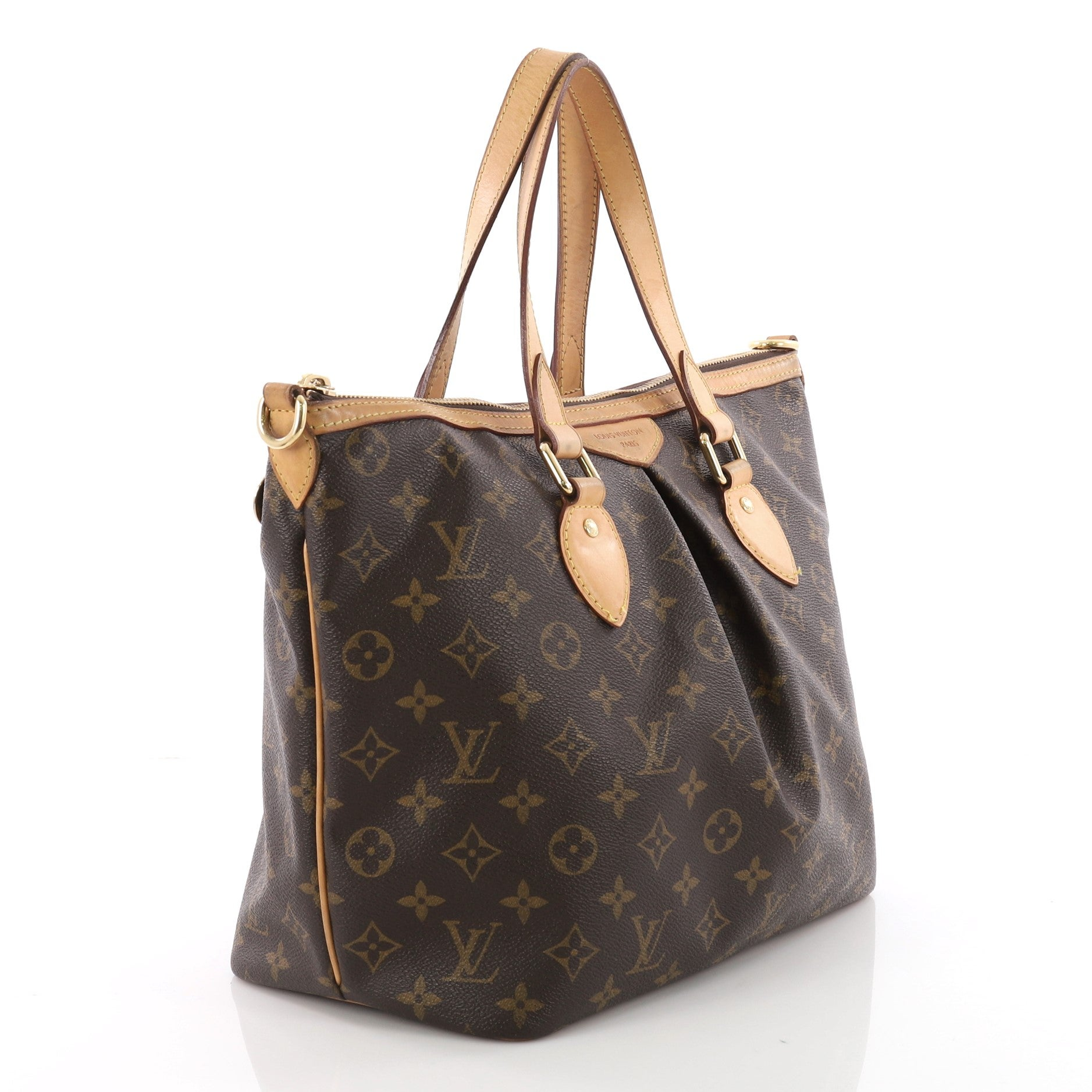 d5d403f450ef Louis Vuitton Palermo Handbag Monogram Canvas PM at 1stdibs
