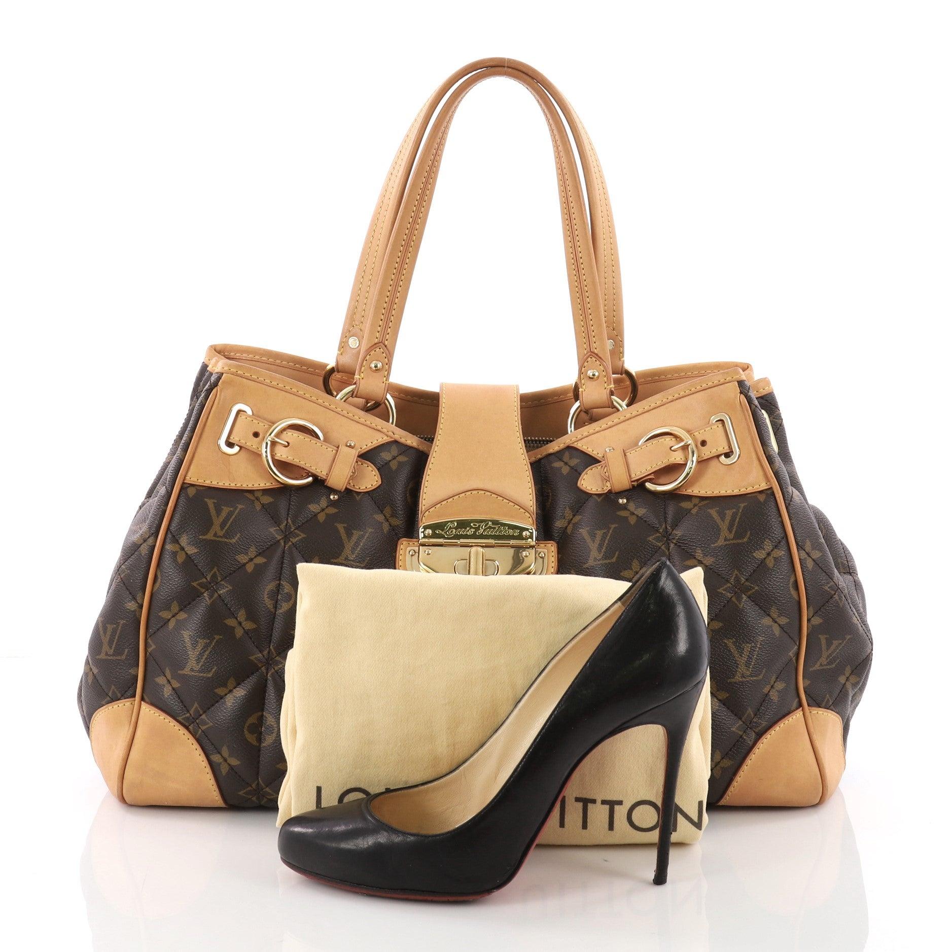 07e1520543ef Louis Vuitton Shopper Monogram Etoile at 1stdibs