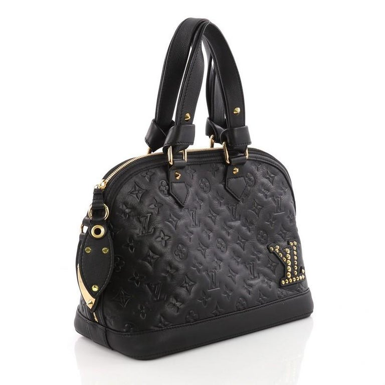 c5275c526f35 Louis Vuitton Double Jeu Neo Alma Handbag Limited Edition Monogram For Sale  3
