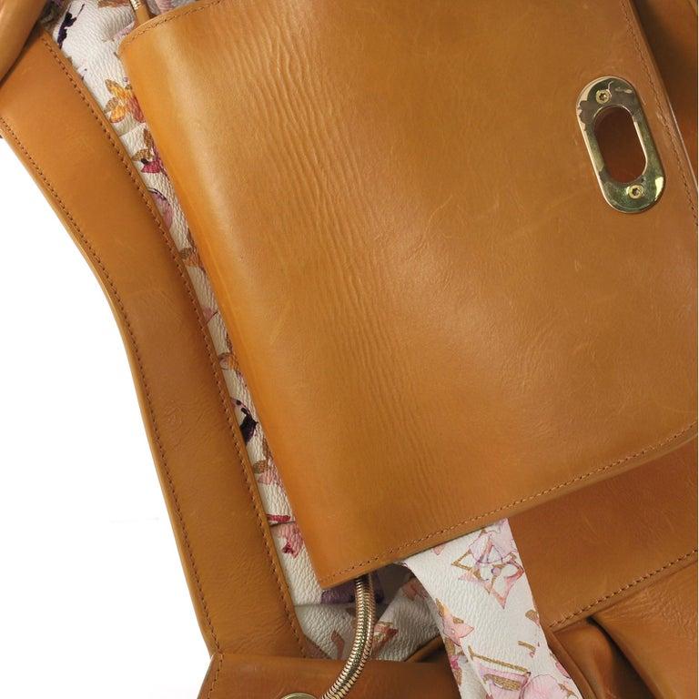 Louis Vuitton Jamais Handbag Limited Edition Aquarelle Monogram Canvas For Sale 4