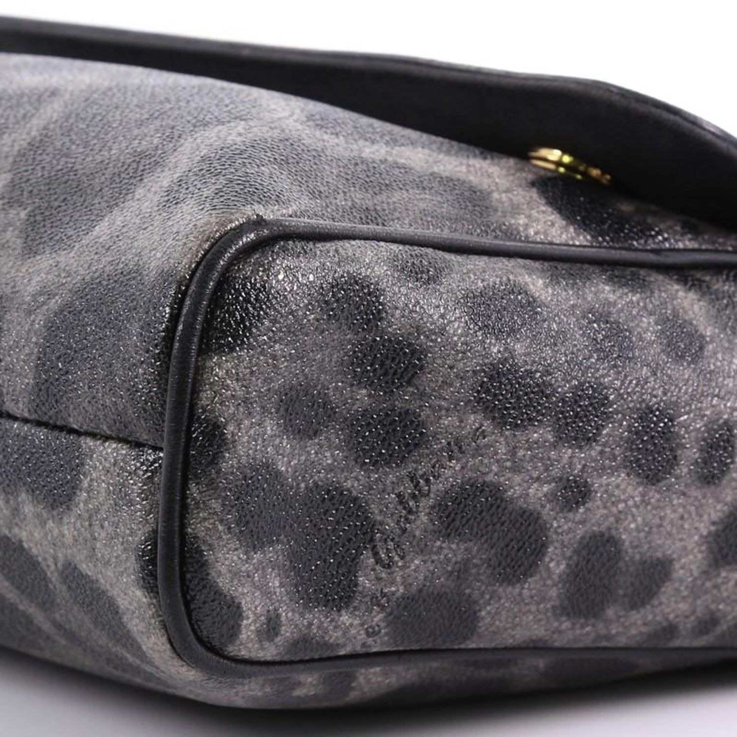 347114fcf8 Dolce and Gabbana Miss Sicily Handbag Leopard Print Leather North South For  Sale at 1stdibs