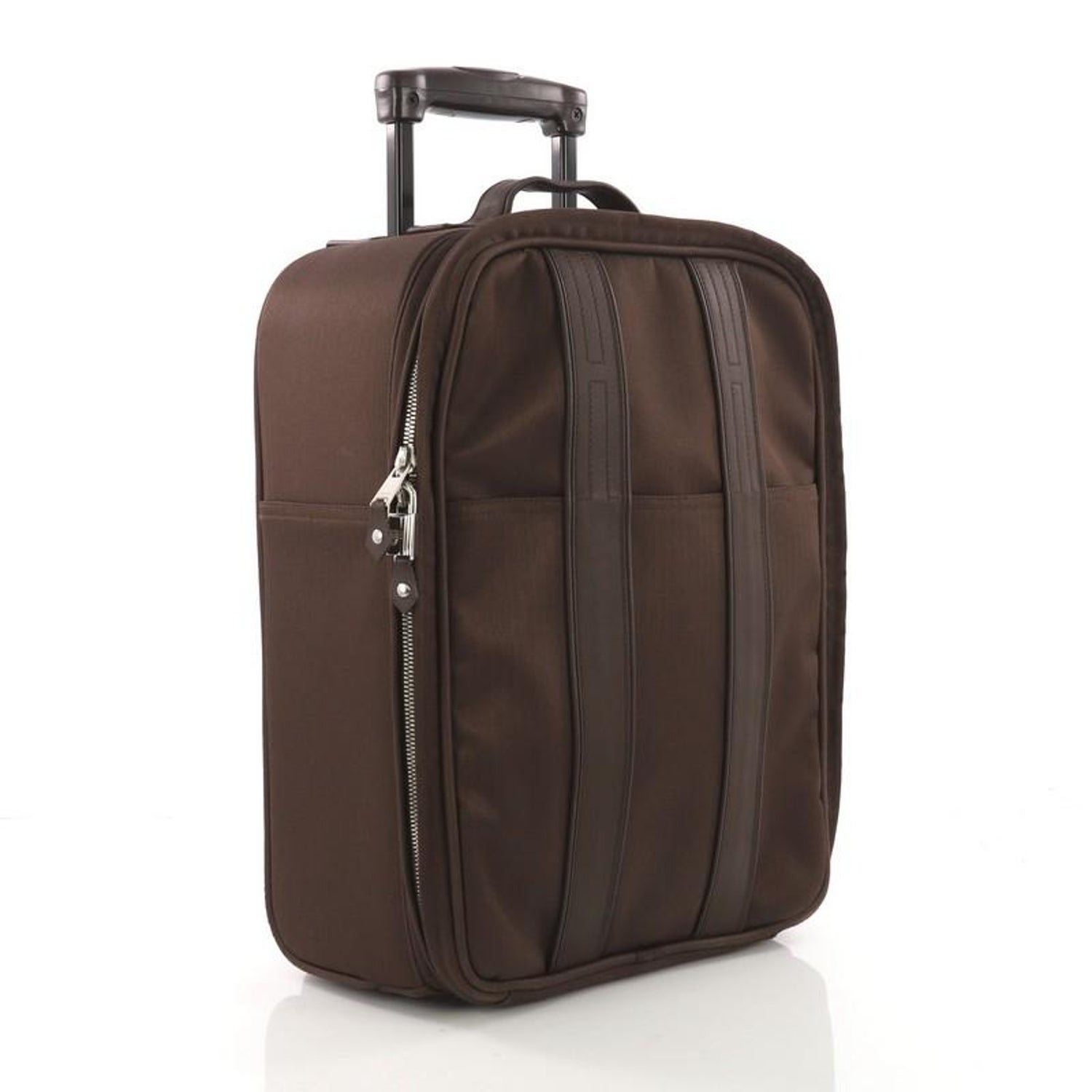 6961ded7f605 Hermes Acapulco Carry-On Toile and Leather at 1stdibs