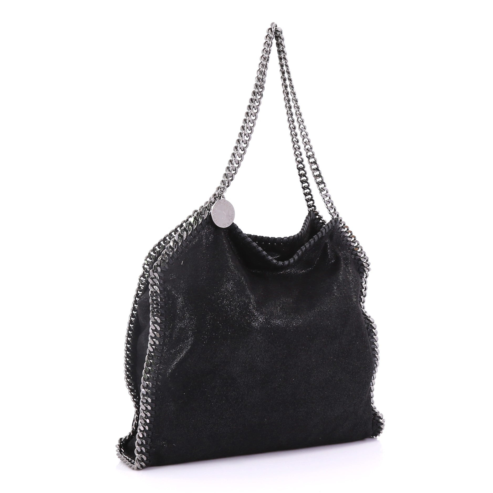 b53873448f Stella McCartney Falabella Tote Shaggy Deer Small at 1stdibs
