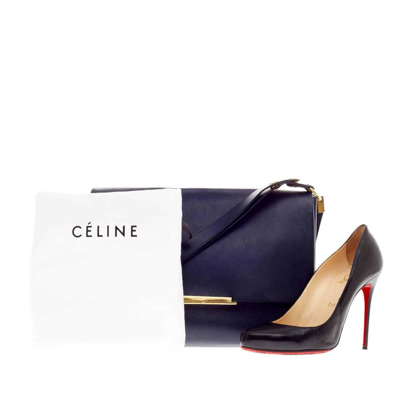 celine blade model bag