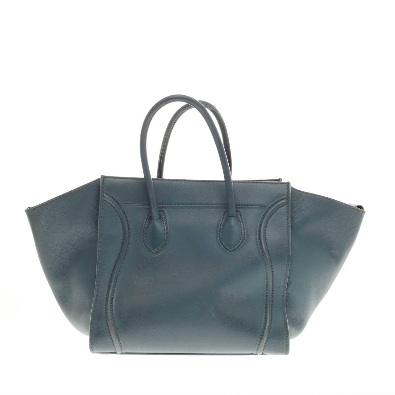 Celine Phantom Smooth Leather Large 4