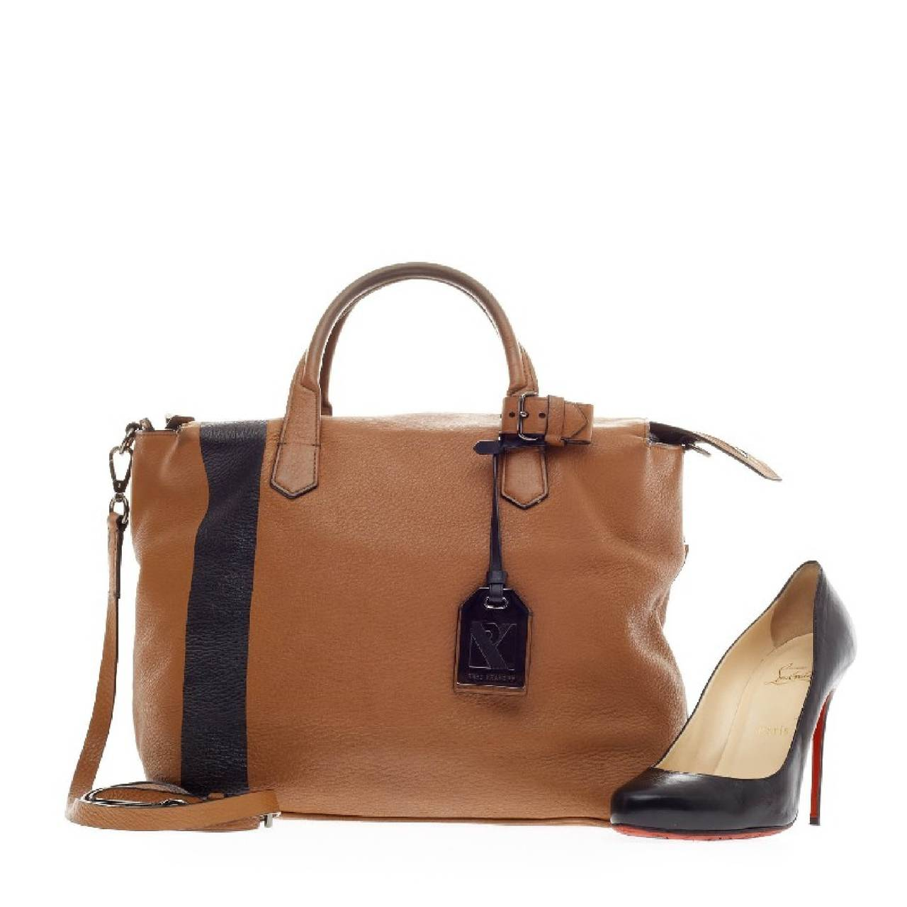 1stdibs 2000s Reed Krakoff Leather Bag rELEhME
